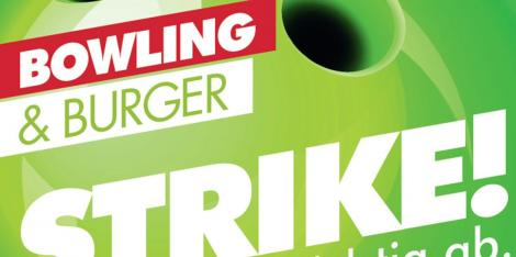Special: Bowling & Burger